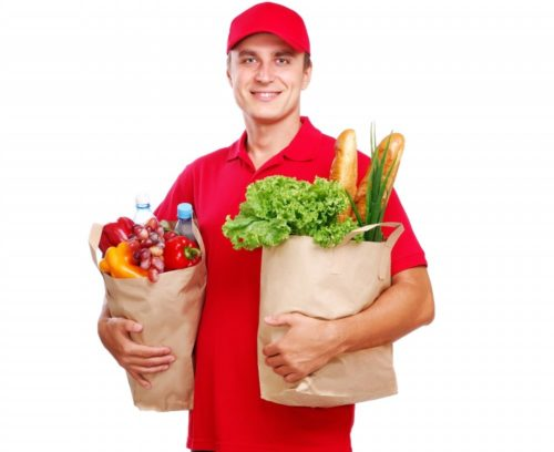 доставка продуктов пятерочка москва